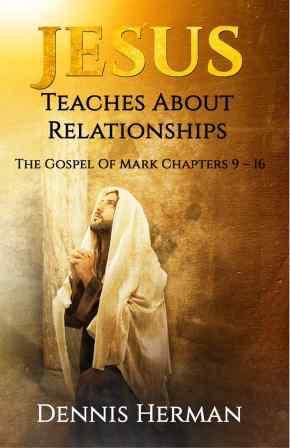 Jesus Relationships Mark Front Cover
